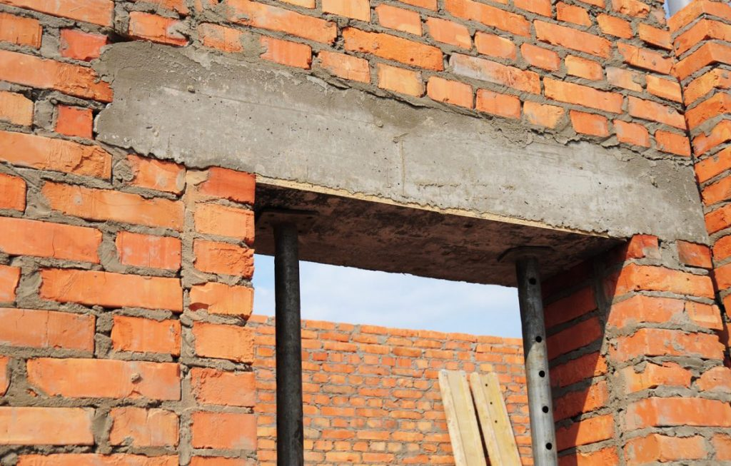 linteau-en-beton