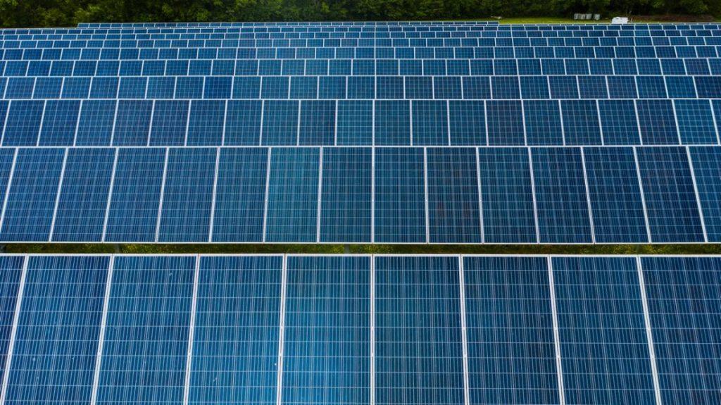 panneau solaire energie verte