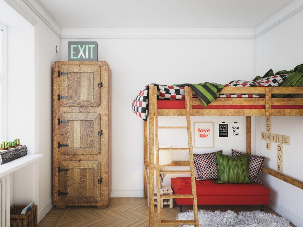aménager petite chambre