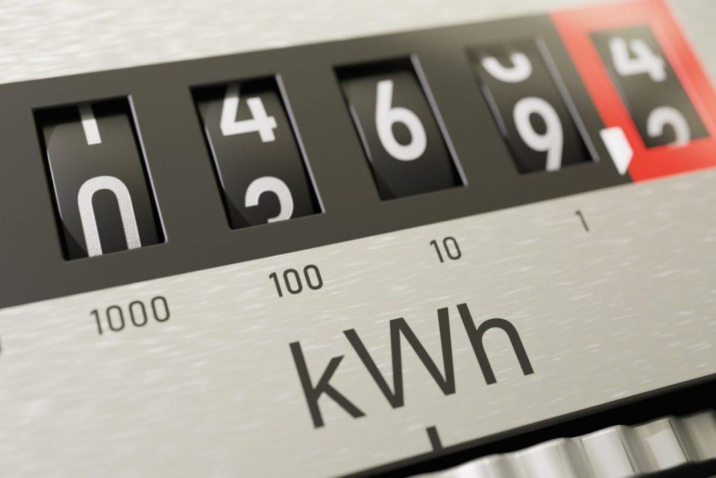 kilowattheure compteur