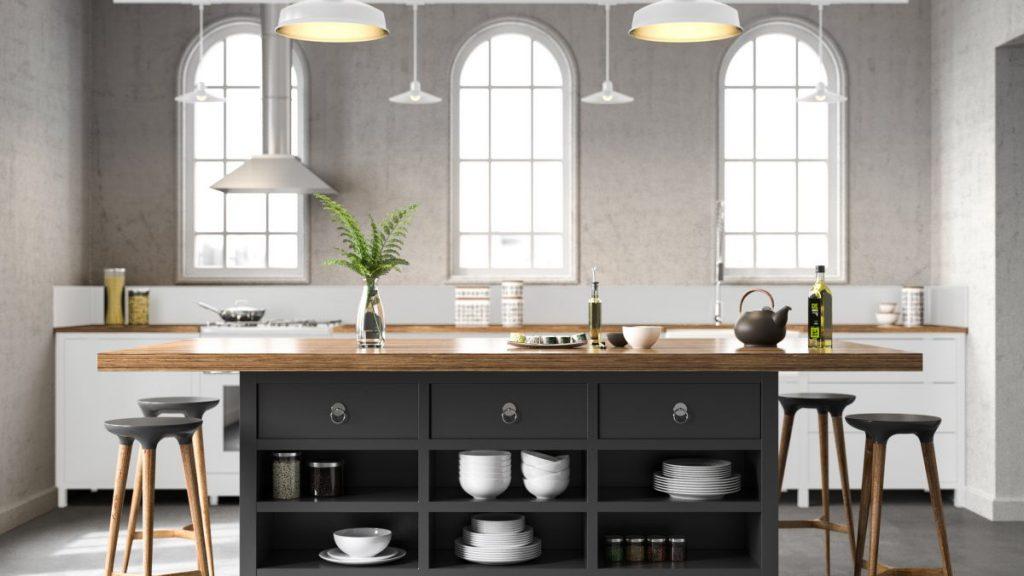 cuisine-design-avec-ilot-central