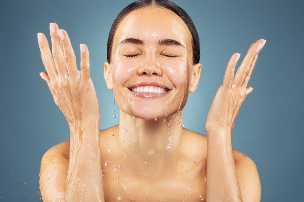 eau adoucie peau saine