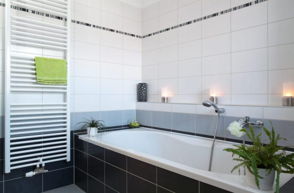 chauffage seche serviette salle de bain