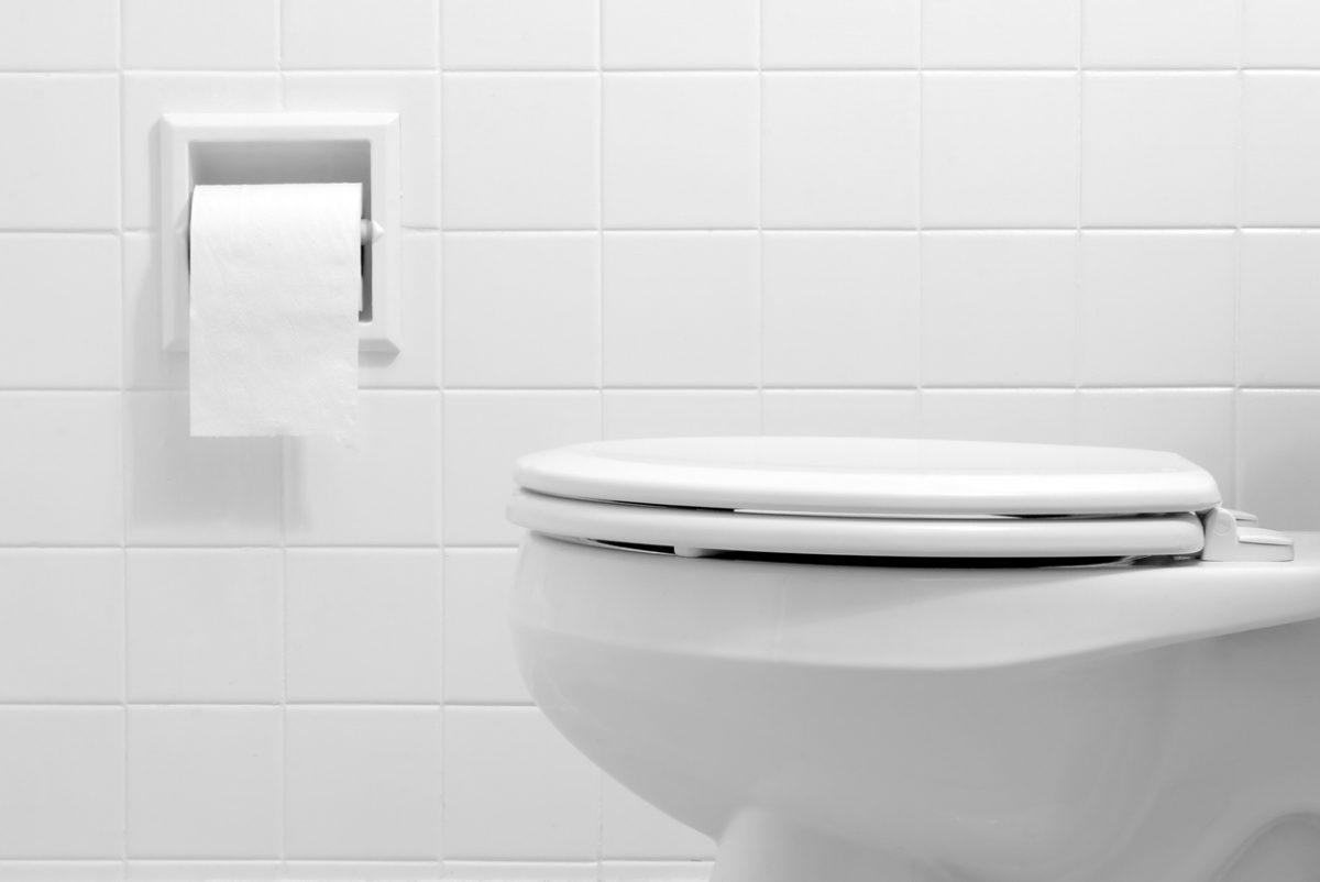 wc blanc