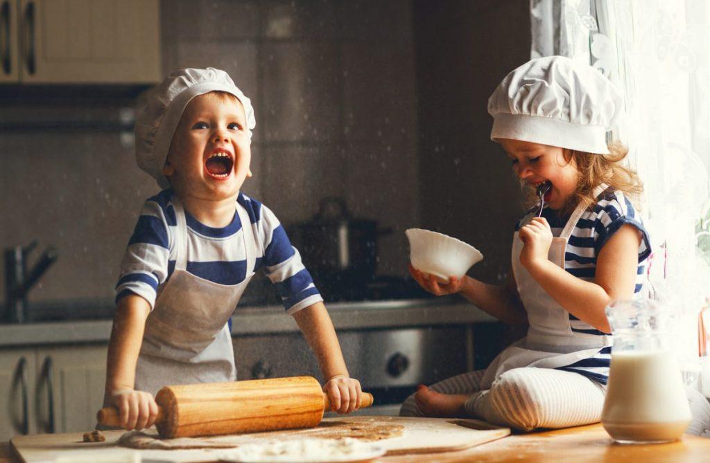Adaptez votre cuisine aux enfants