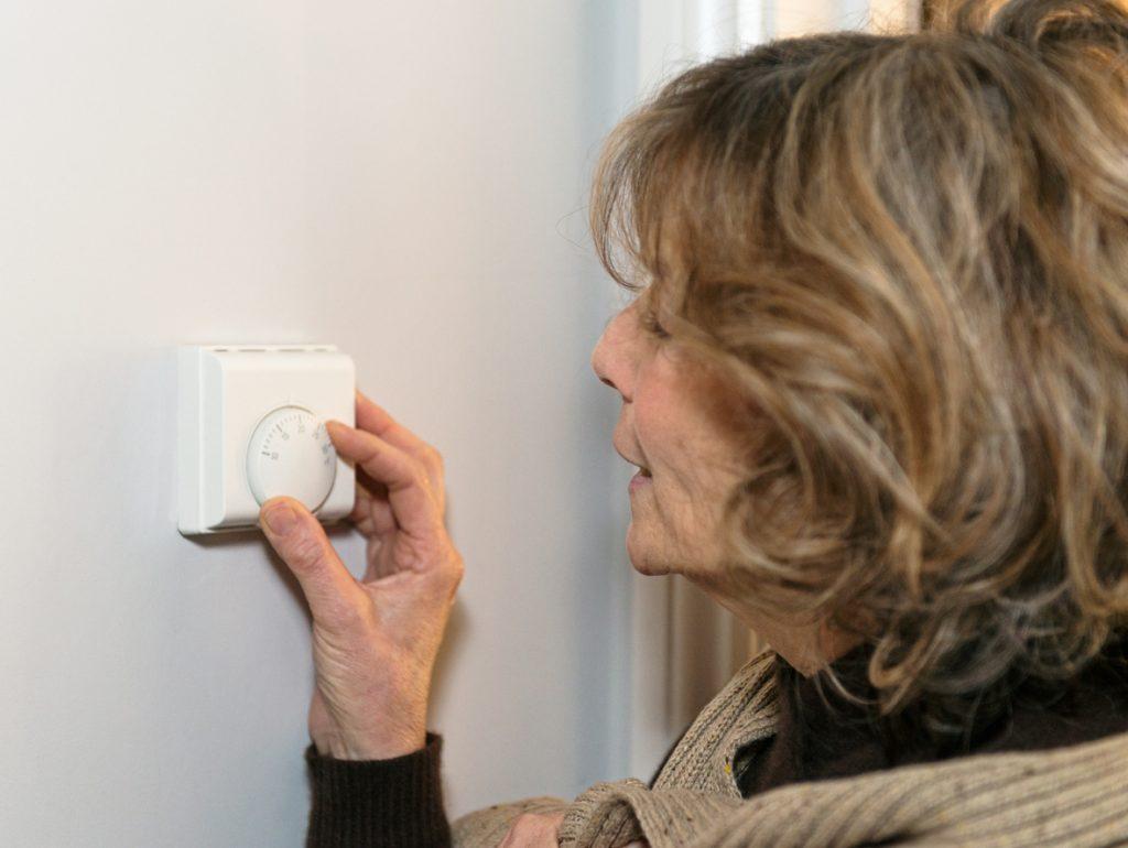 thermostat de chaudière