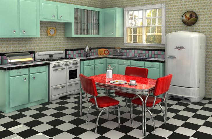 Quel papier peint pour la cuisine ?