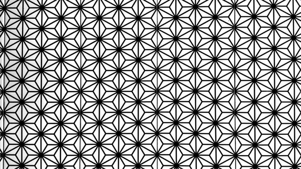 papier-peint-motifs-geometriques