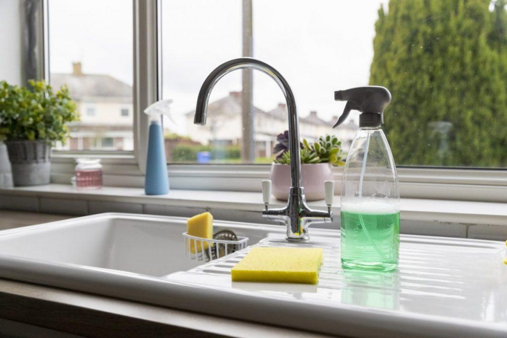 moins-produits-entretien-grâce-adoucisseur-d-eau