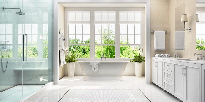 baignoire-douche-fenetre-plantes