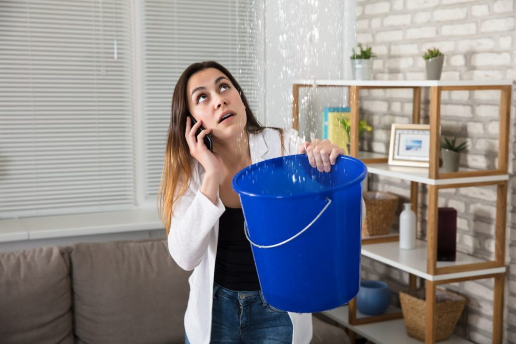fuite eau assurance