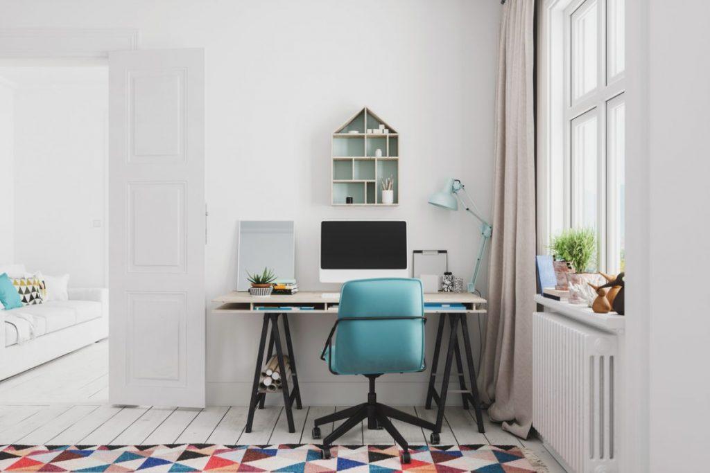 Optimiser-espace-bureau-domicile