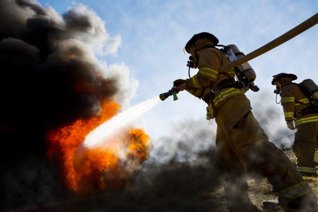 causes incendie electrique