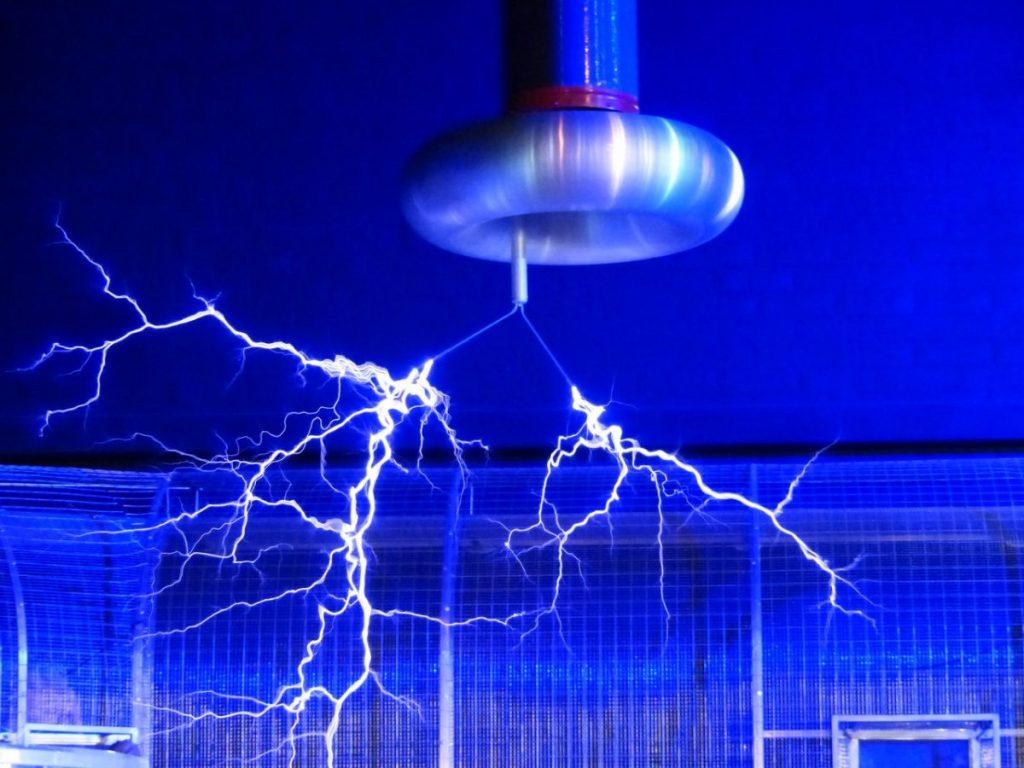 arc electrique
