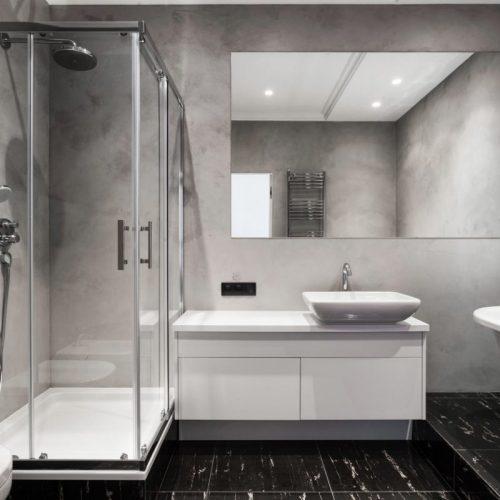 taille receveur douche