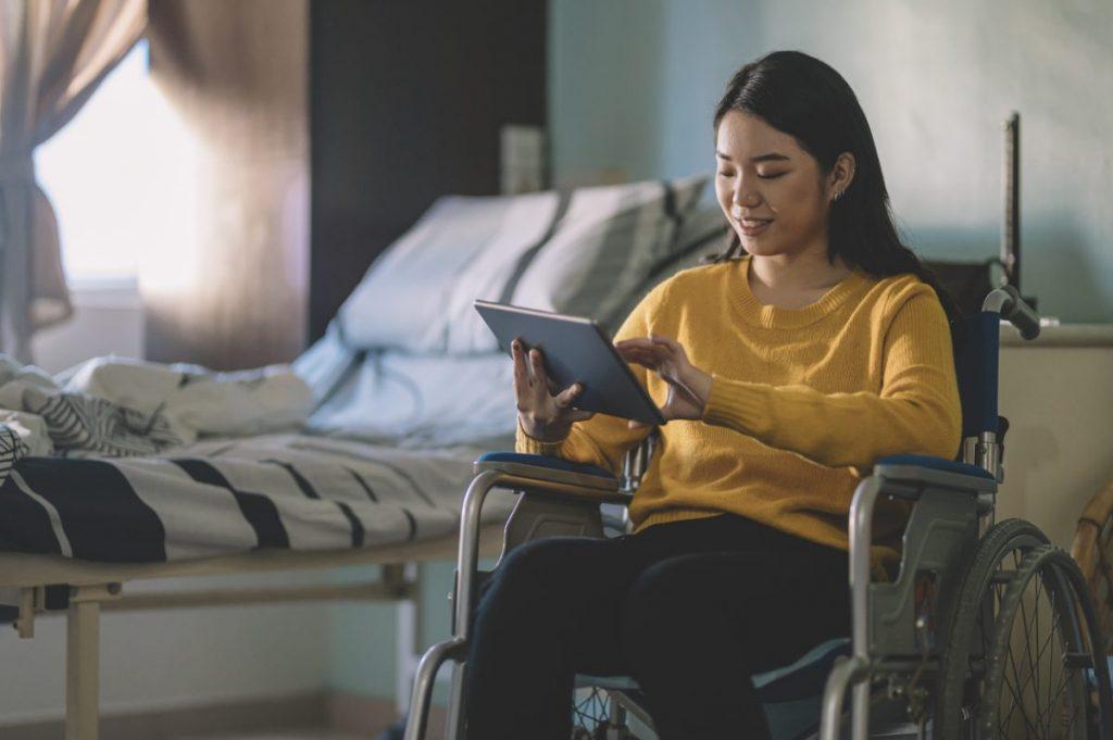 Comment adapter la chambre au handicap ?