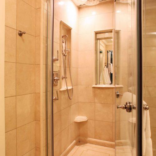 comment detartrer douche