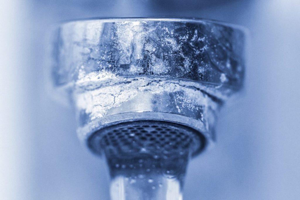 comment enlever calcaire douche
