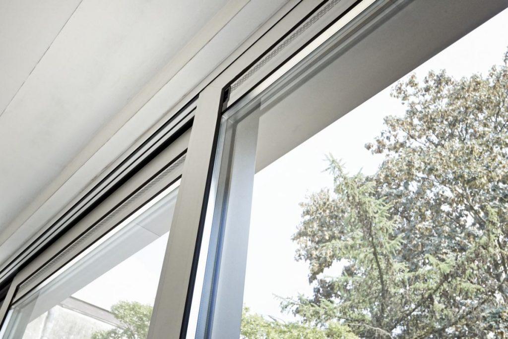 Les fenêtres en aluminium ont une longue durée de vie