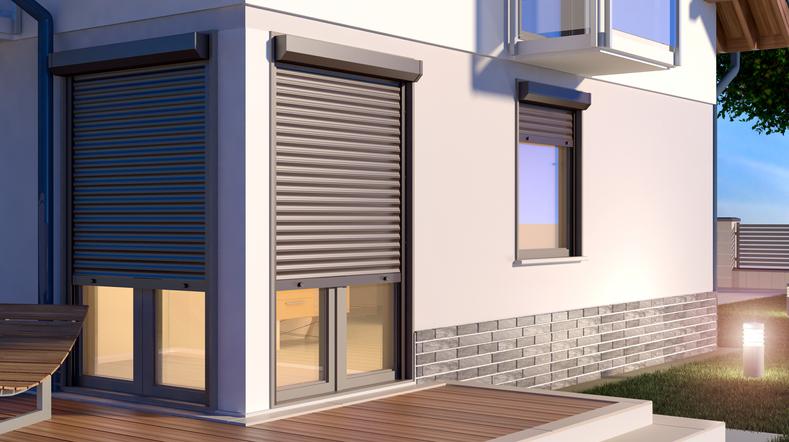 Les fenêtres en aluminium, un choix esthétique pour une habitation