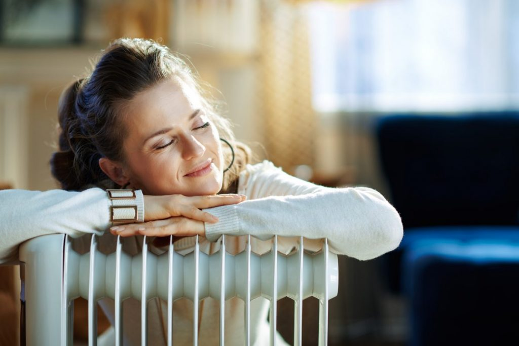 conseils radiateur chauffe permanence