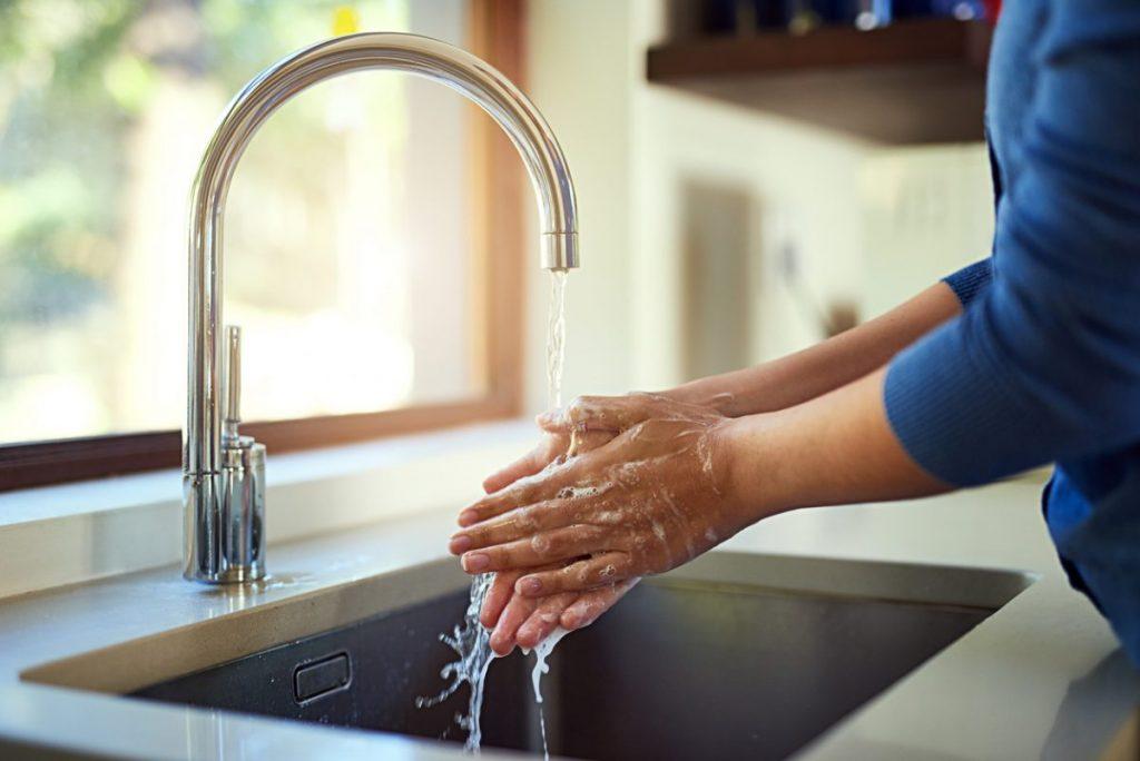 raisons absence de pression robinet