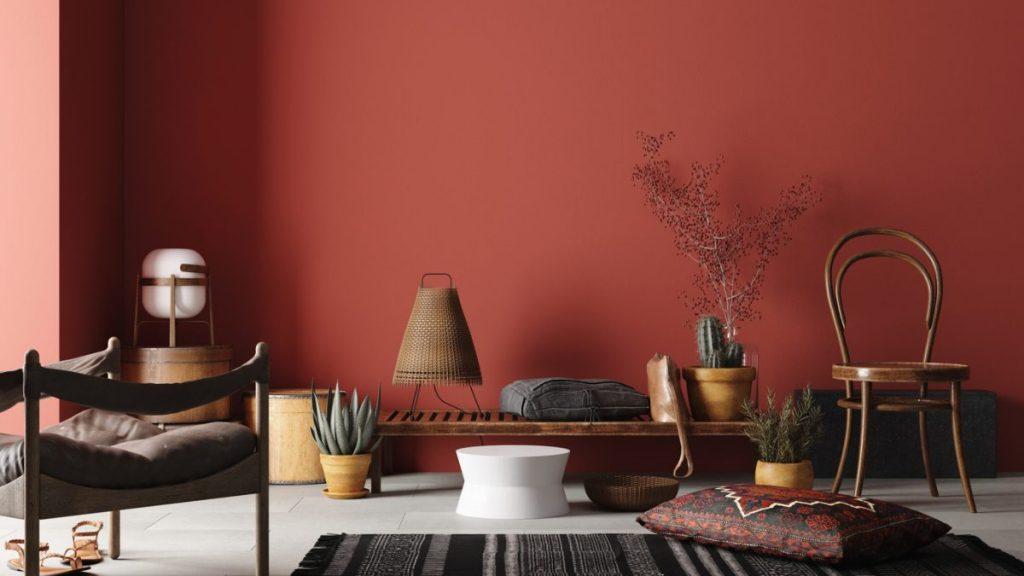 rouge-couleur-chaude-pour-salon-chaleureux