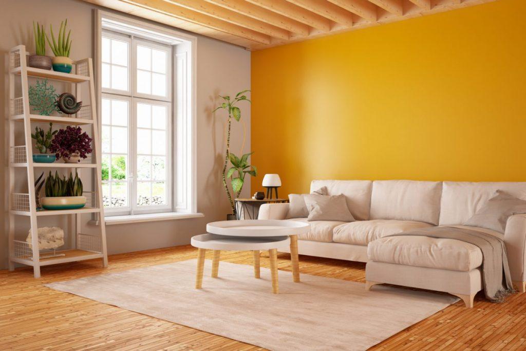 salon-mur-jaune