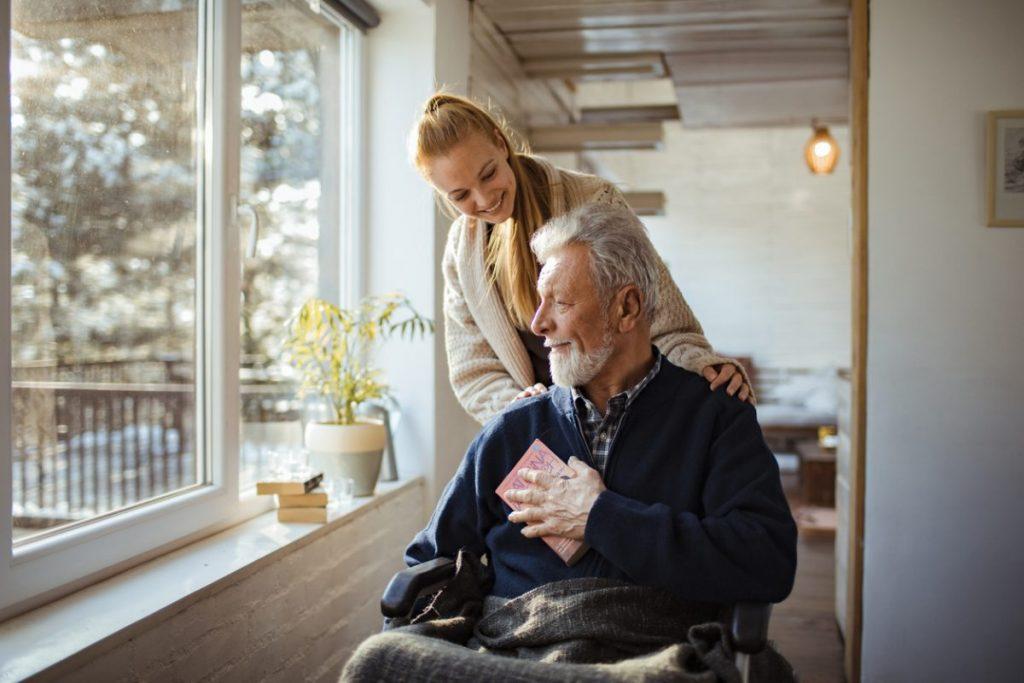 seniors réaménager domicile