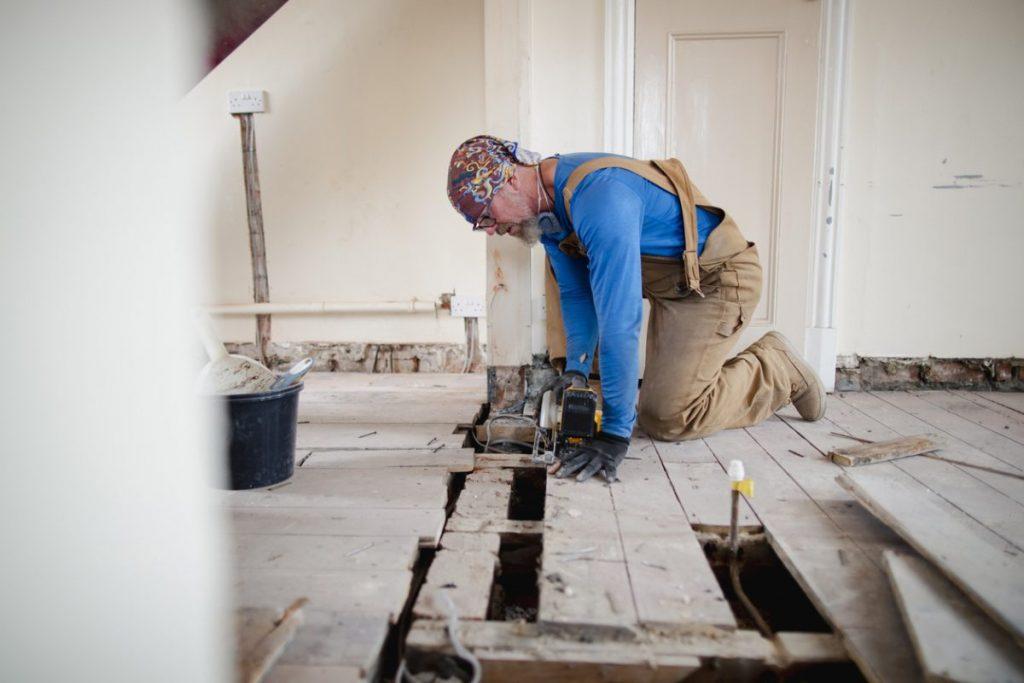 rénover plancher