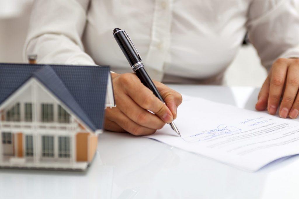 vendre maison acte de vente