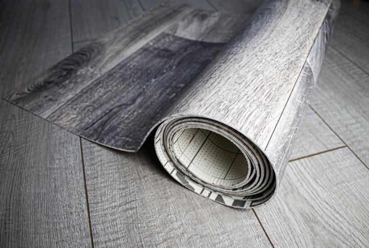 Revêtement vinyle en dalles