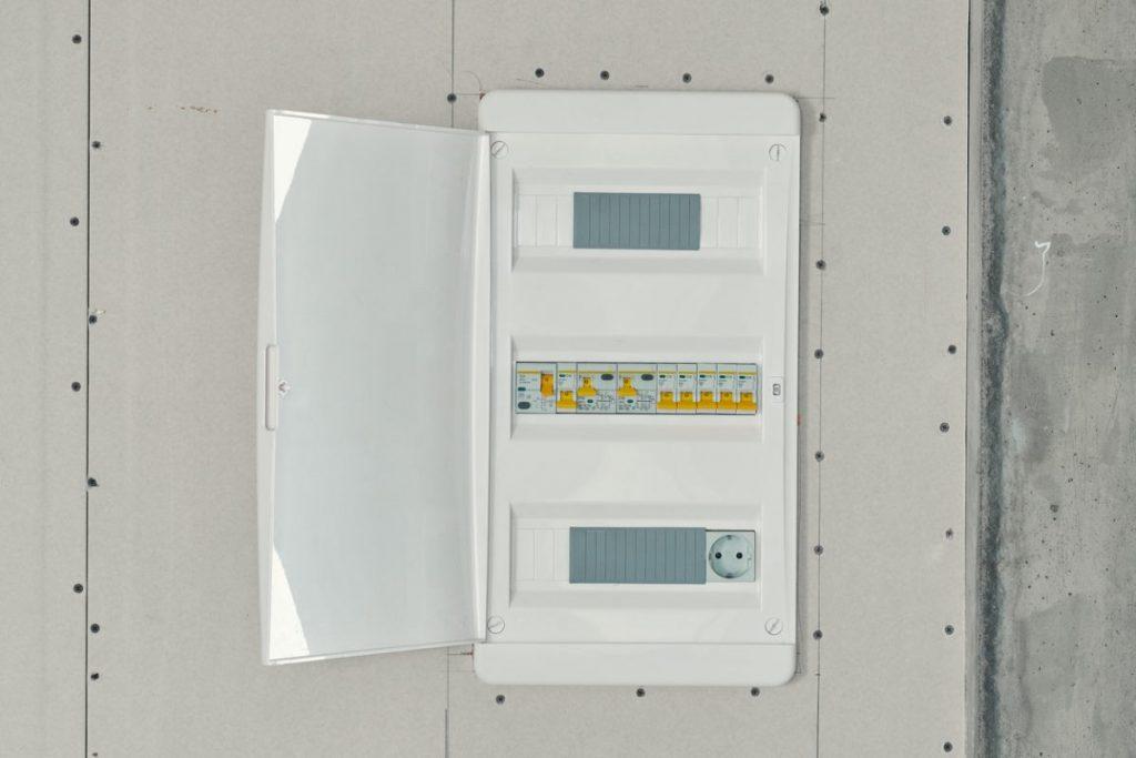 prise modulaire tableau électrique