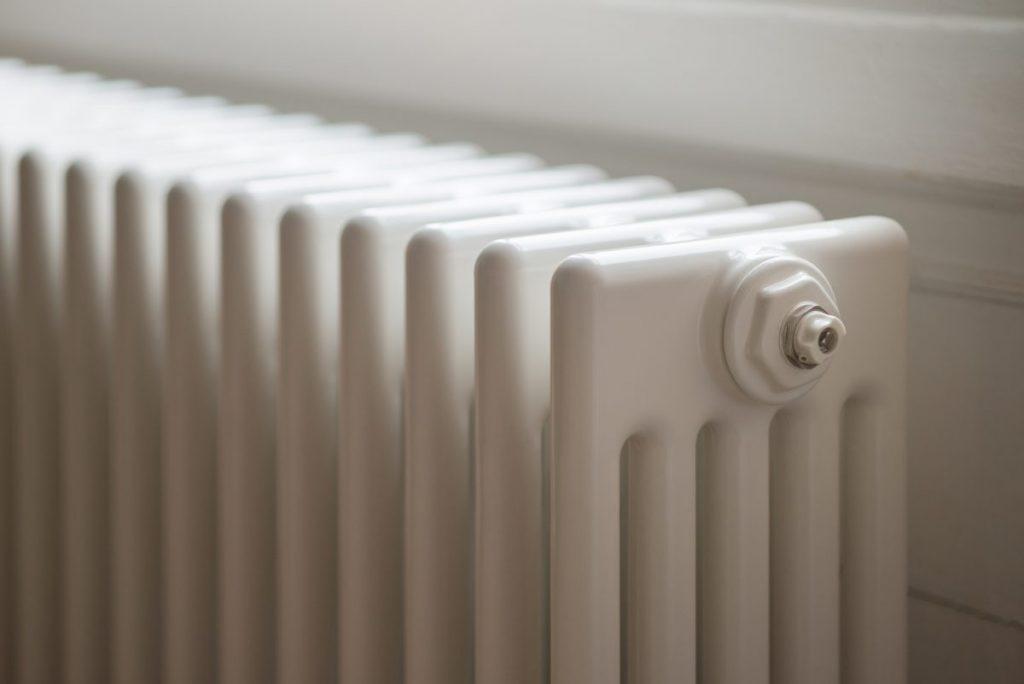 radiateurs bruyants en fonte