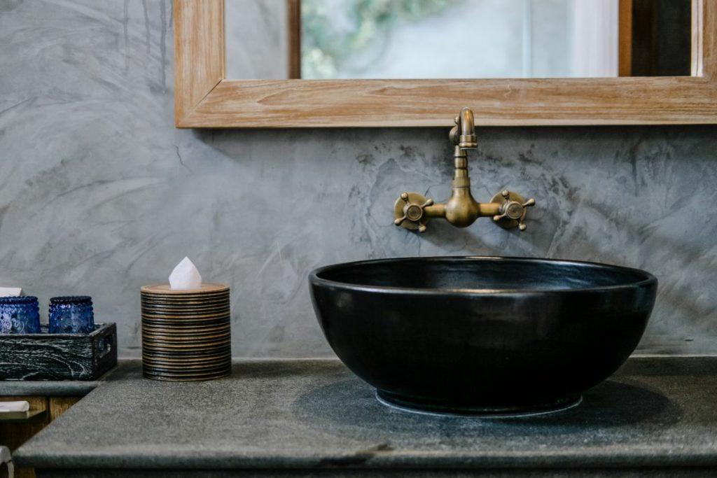 lave-mains salle de bain