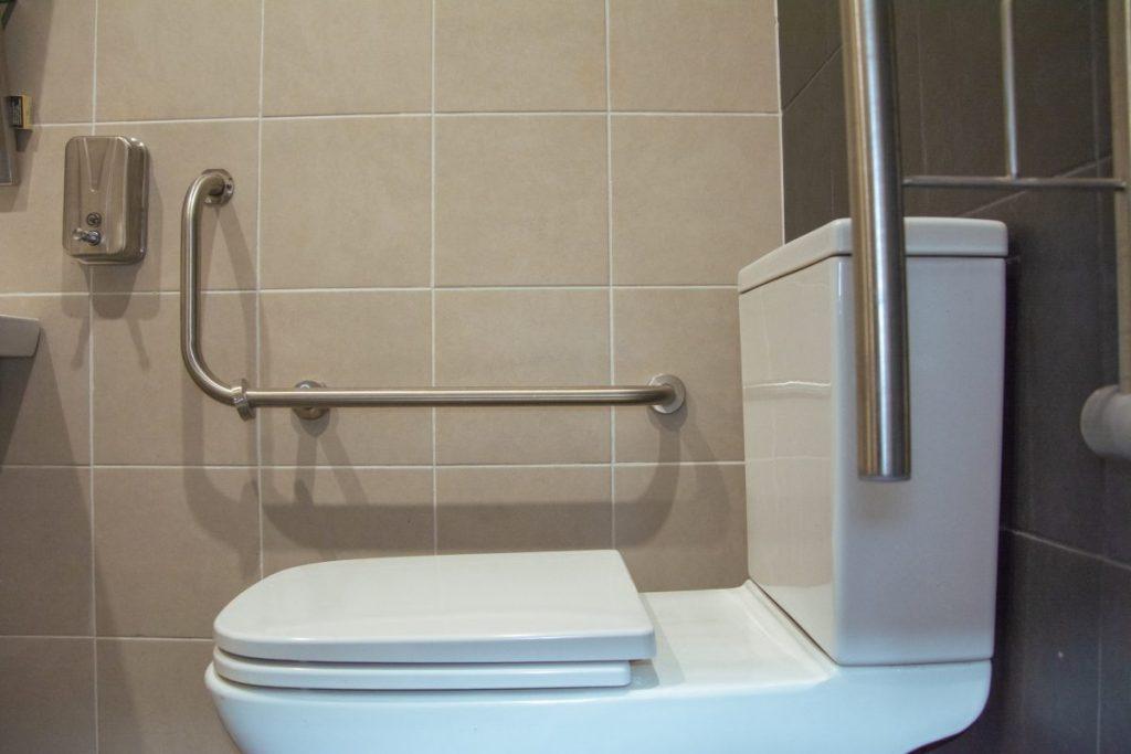 WC surélevés pour PMR