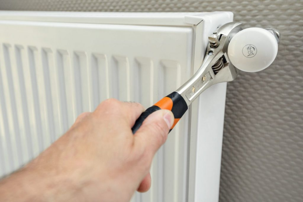 réglage radiateur bruyant
