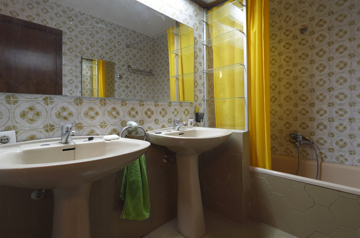 salle de bain a renover