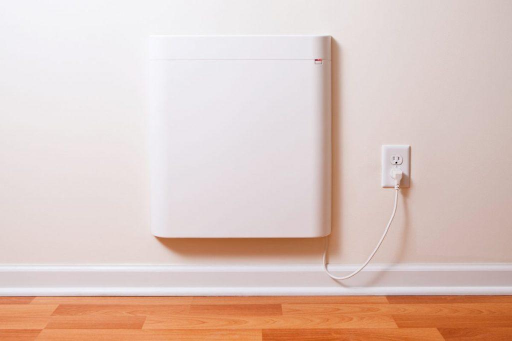 radiateur-electrique-mur