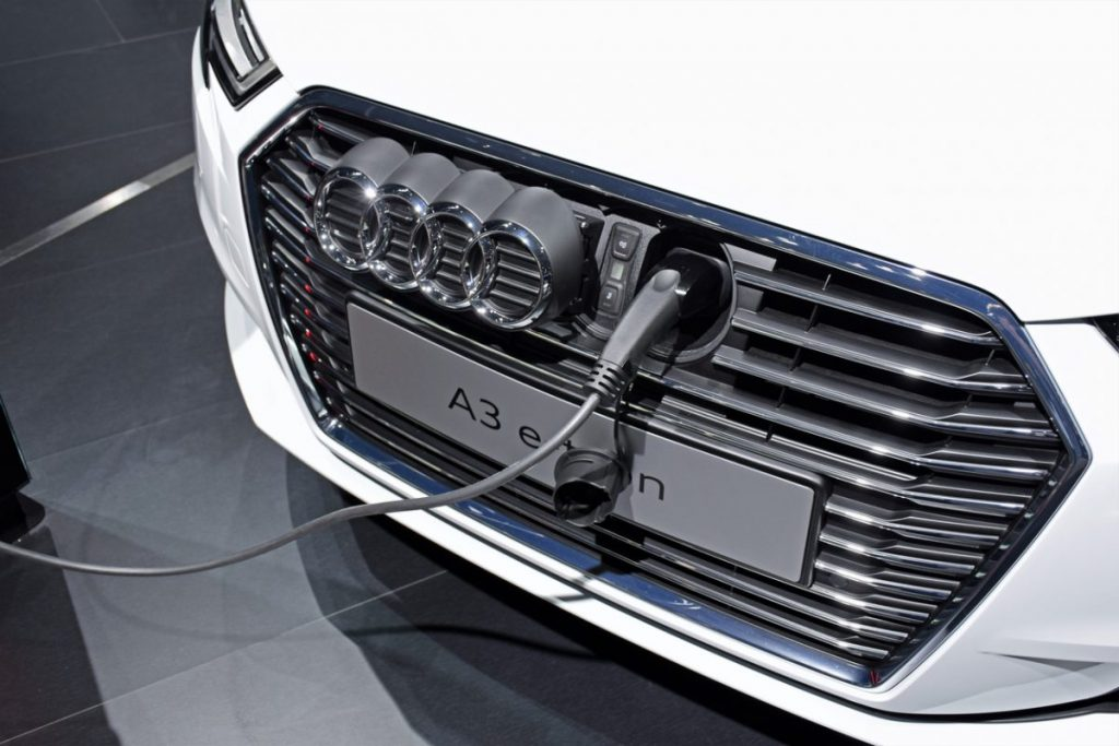 Audi A3 40 TFSI e