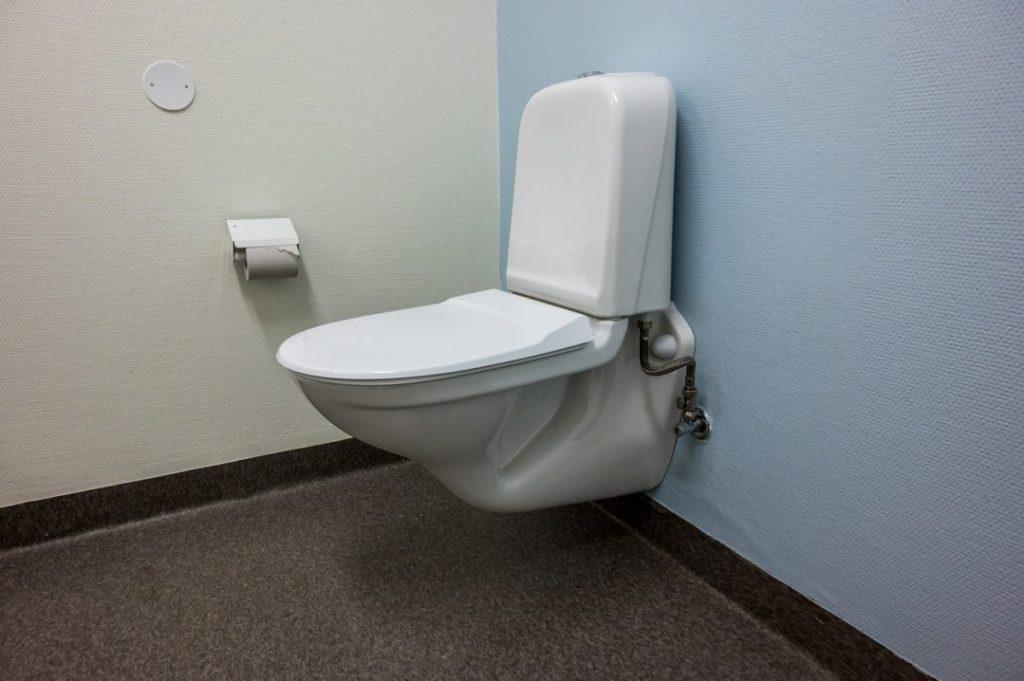 arreter bruit grincement wc
