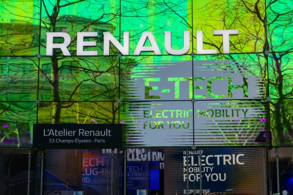 Renault Captur E-Tech Plug-in