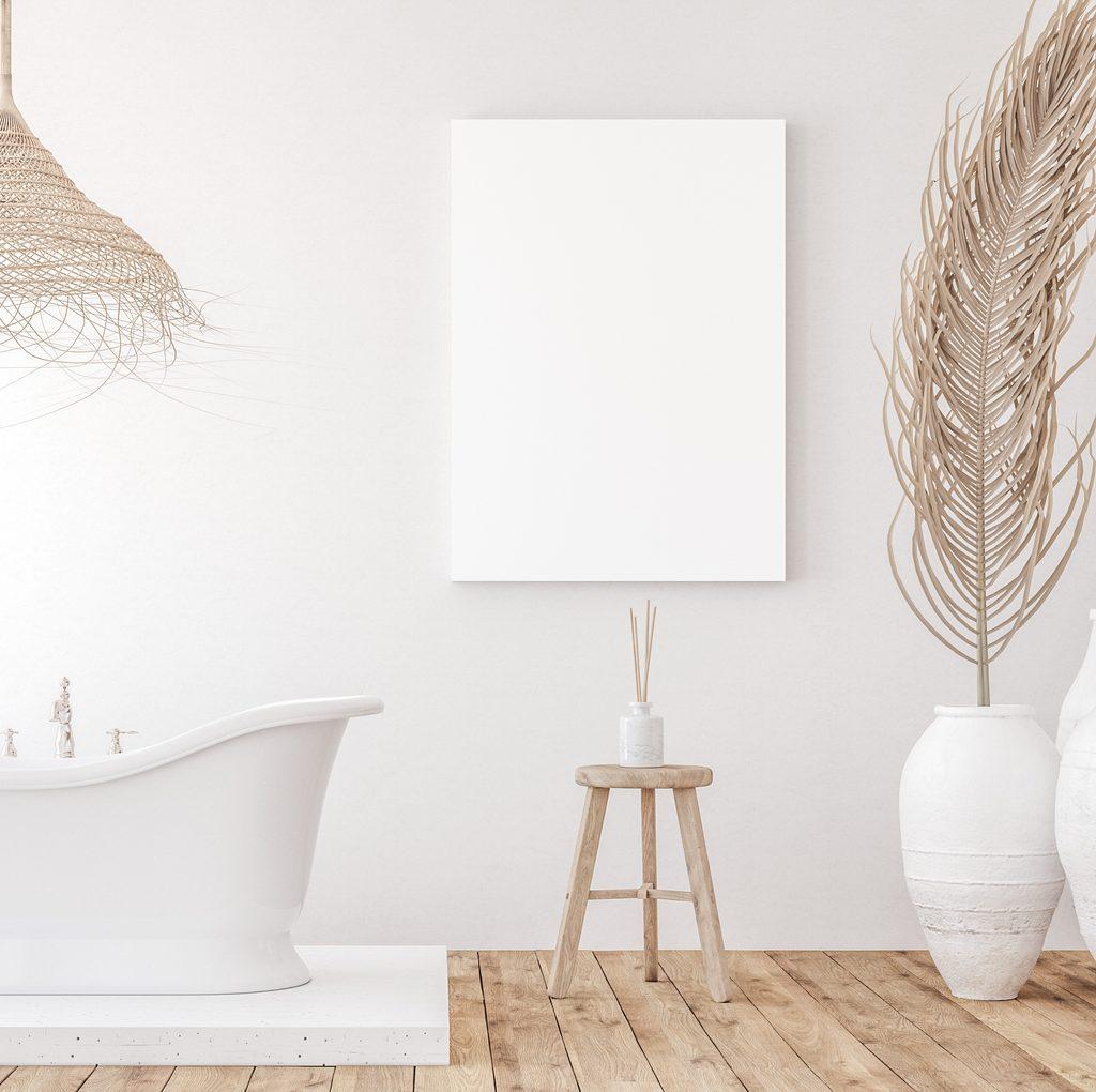salle de bain moderne scandinave