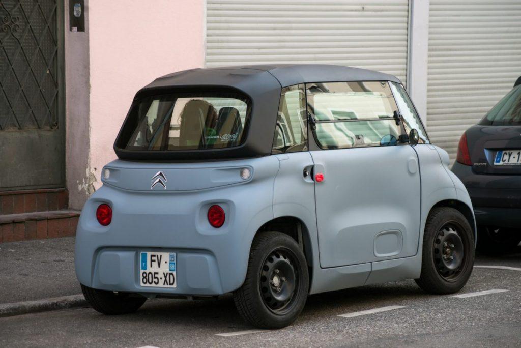 Quelles prises pour recharger la Citroën Ami ?