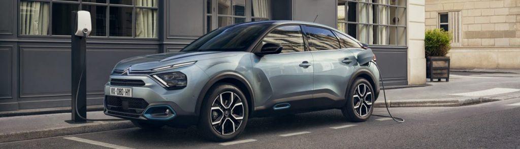 Quel système de recharge pour la Citroën ë-C4