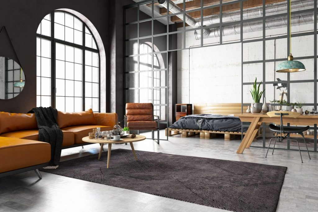 Salon industriel
