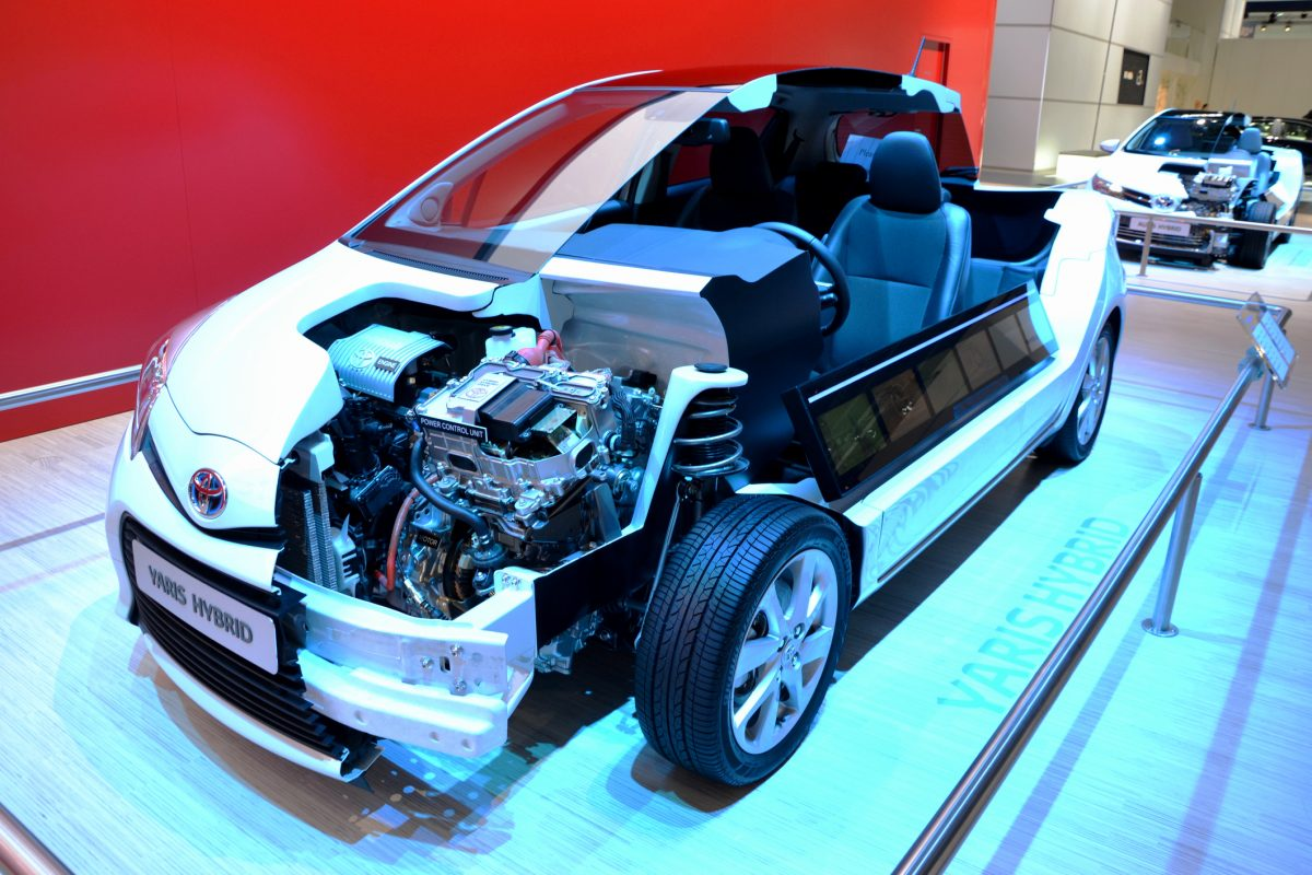Coupe Toyota Yaris