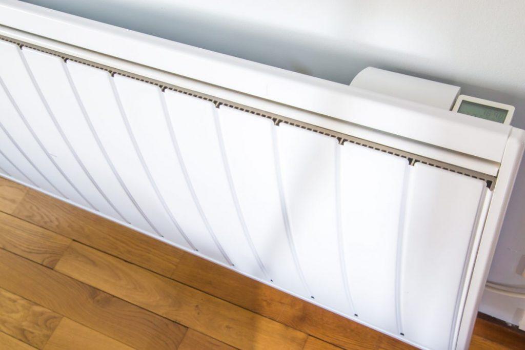 radiateur intertie sèche