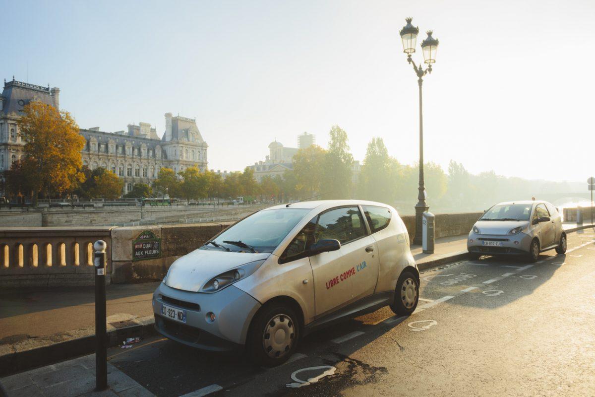 voiture électrique réglementation cafe