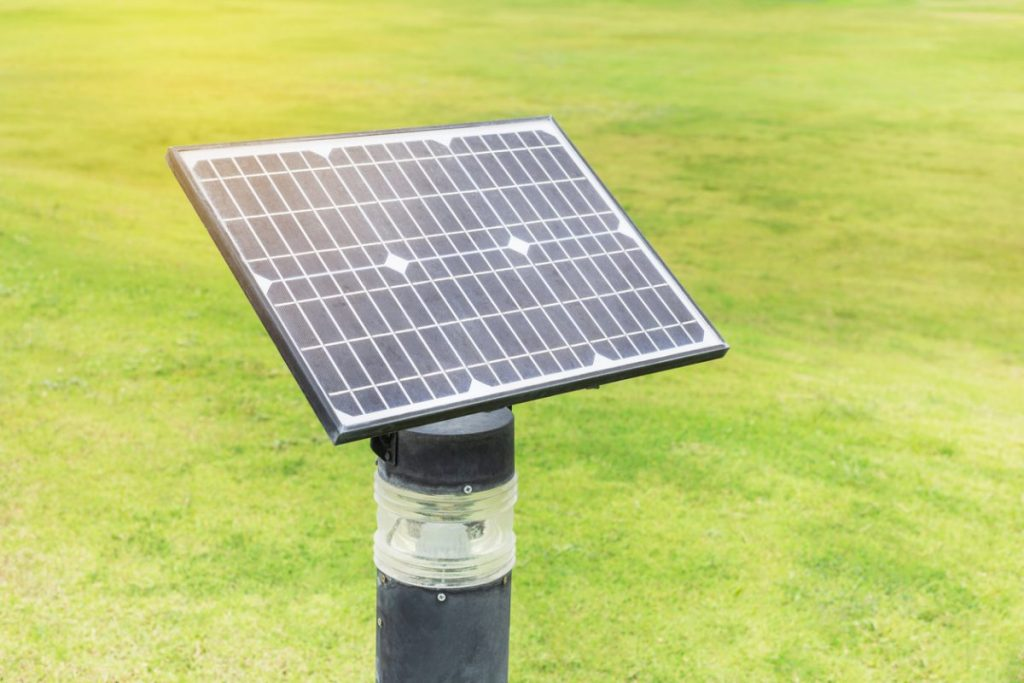 panneaux solaires pour charger voiture